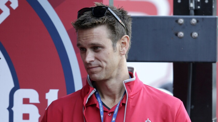 The Angels are still looking for a replacement for former General Manager Jerry DiPoto.