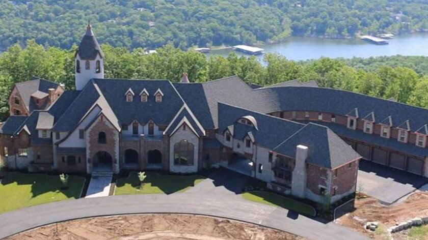 Cole and Heidi Hamels donated their 9.4 million dollar, 10 bedroom, 13 bath, 31,143 sq. ft. home on 53 acres in Branson West, Missouri to Camp Barnabas, a non-profit which operates camps for people with special needs.