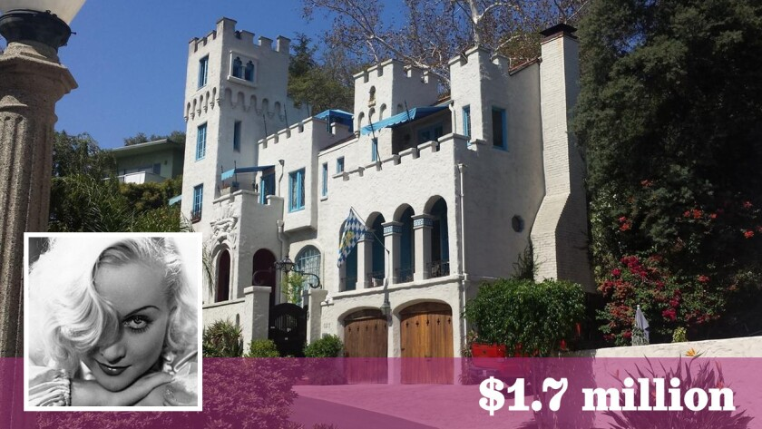 Onetime haunt of Carole Lombard and Clark Gable sells in Hollywood ...
