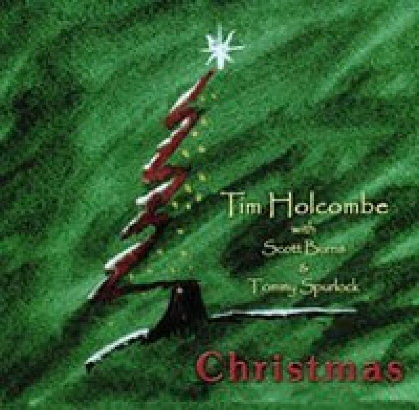 Tim Holcombe Christmas CD