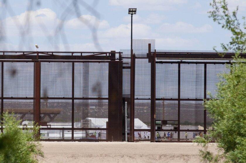 Detention center Texas