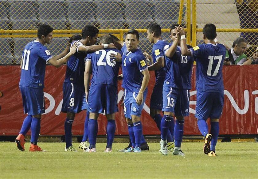 El Salvador y Nicaragua conocen sus primeros rivales en la Liga de Naciones