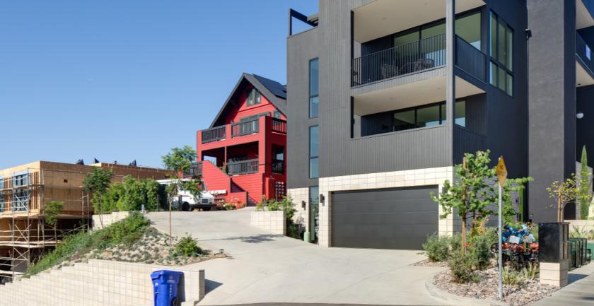 Truax House (apartments), Onion for Landscape Architecture