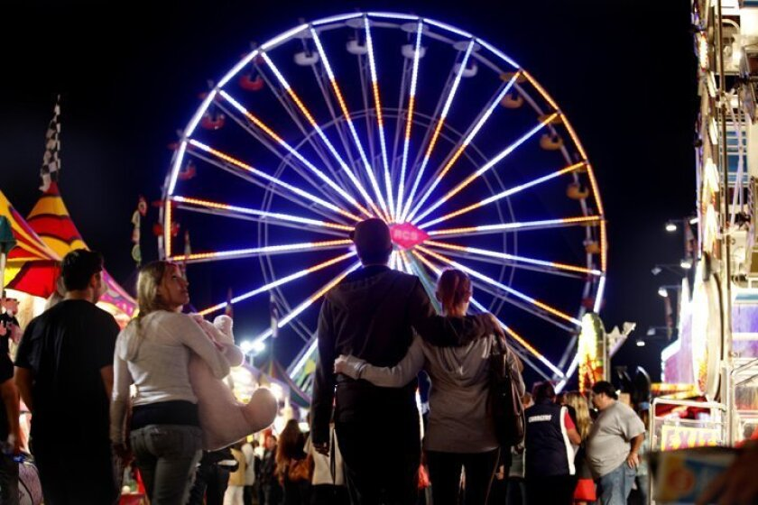 Several highlights of the SD County Fair will be offered online along with favorite foods for pickup. onsite..