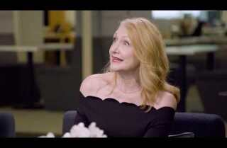 Patricia Clarkson approaches her 'Sharp Objects' character with 'no judgment'