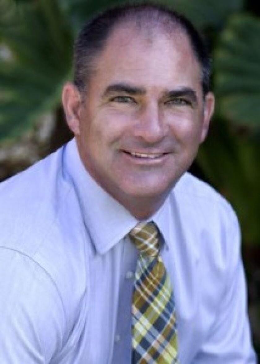 David Jaffe will take over as Vista High School principal starting in the 2019-20 school year.