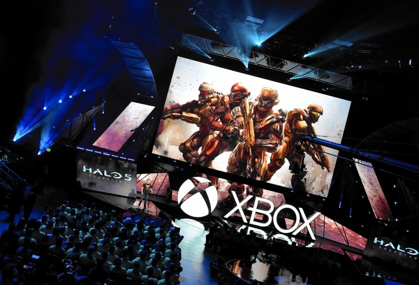 E3 video games expo