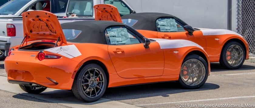 AutoMatters & More: Mid-engine Corvette + Miata 30th