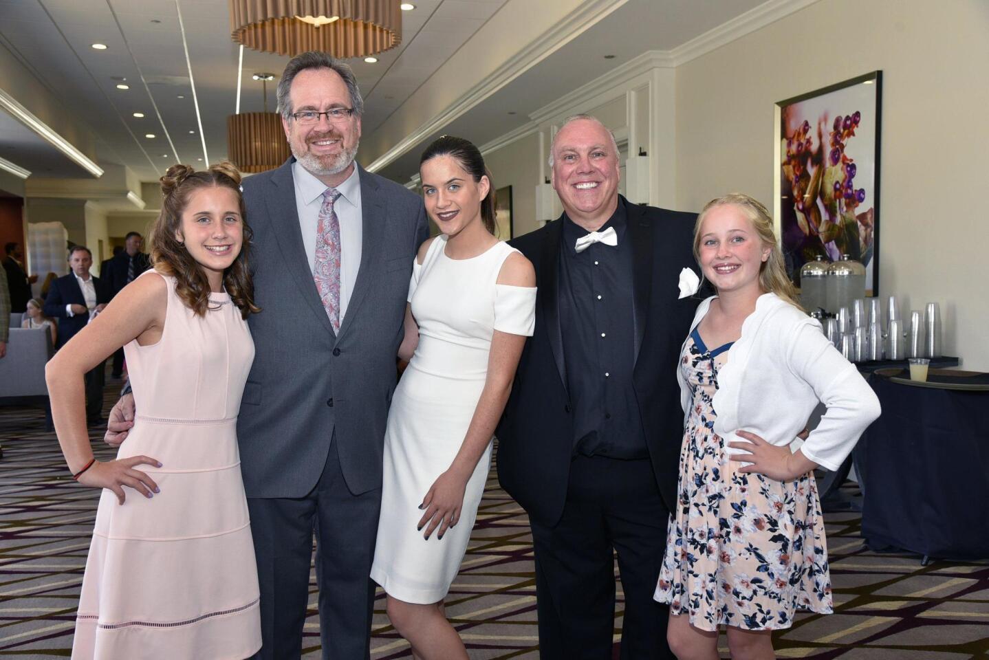 'Girls of Solana Santa Fe Father Daughter Dance'