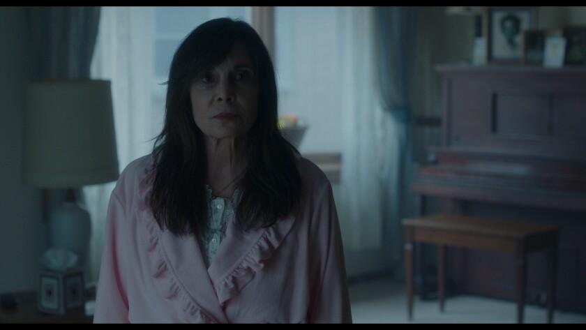 """Talia Shire in """"Working Man."""""""