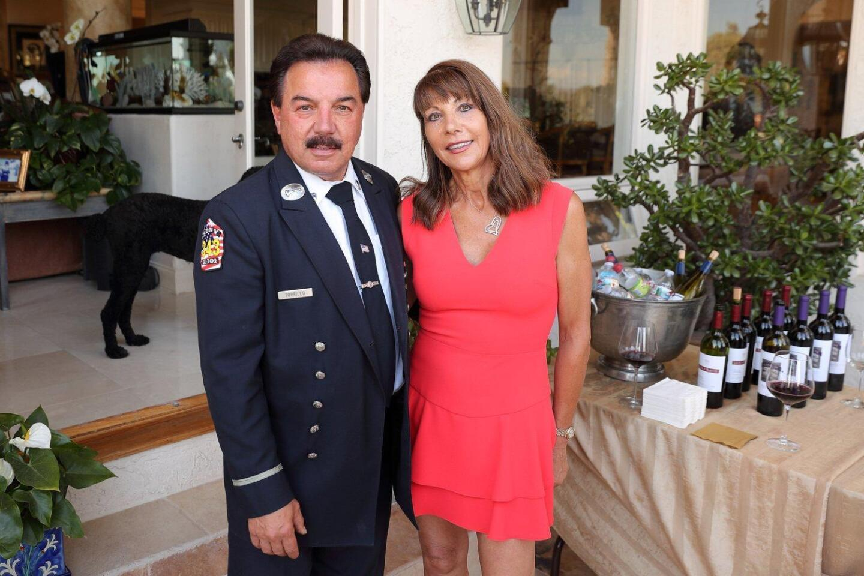 Special guest Joe Torrillo and host Maggie Bobileff