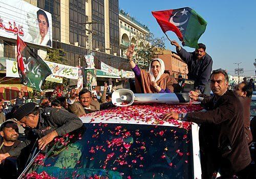Bhutto assassination