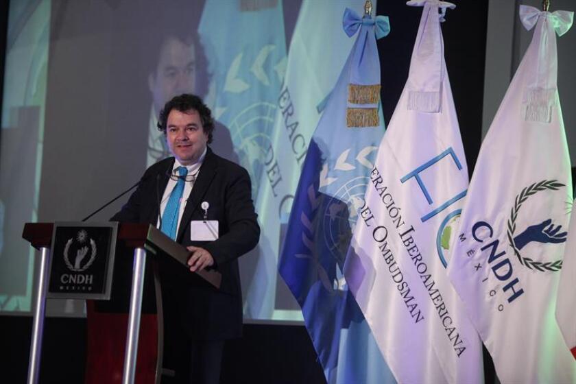 El defensor del pueblo de Colombia, Carlos Alfonso Negret. EFE/Archivo