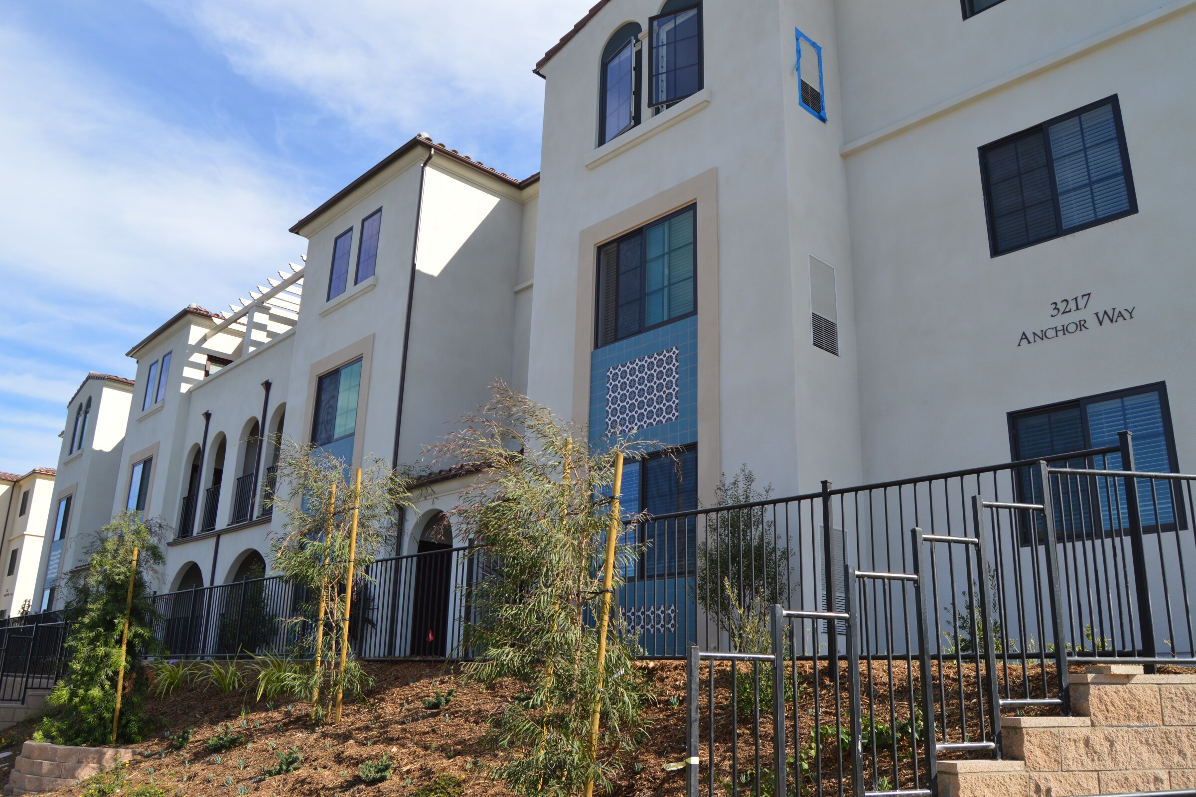 Mission Cove in Oceanside won the Ruby Award for new housing project of the year.