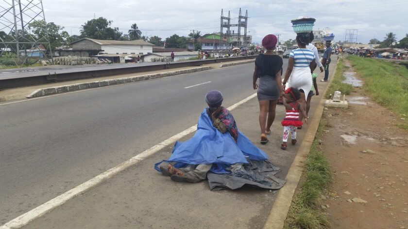Liberia Mental Health