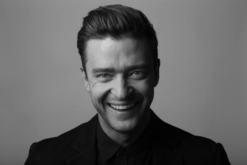 """We thought this was a great opportunity to do a modern disco song. I think that disco is a really underappreciated genre,"" says Justin Timberlake, who co-wrote the song ""Can't Stop the Feeling!"" for the animated movie ""Trolls."""