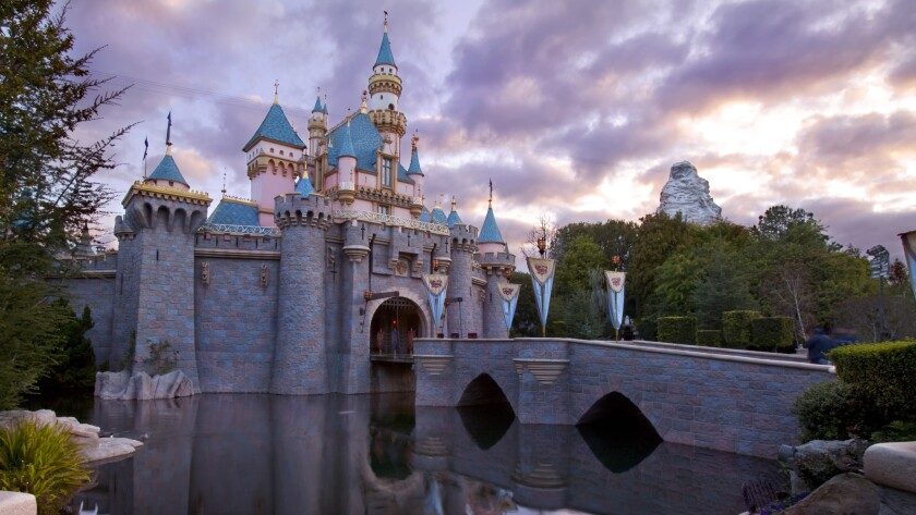 What's untouchable, what's vulnerable and what's possible over the next 40 years at Disneyland?