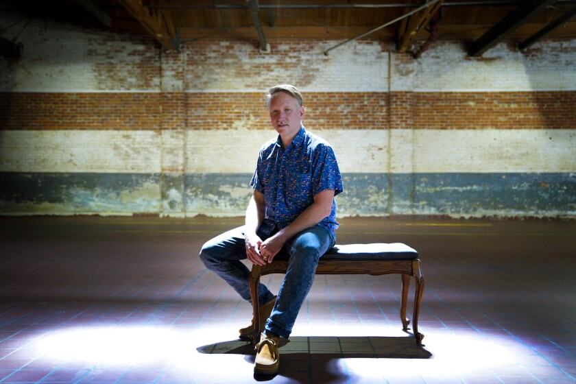 Joe Yorty is co-founder of Best Practice, a not-for-profit exhibition space in Barrio Logan.