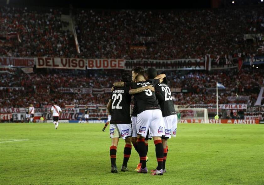 En la imagen, jugadores de Melgar de Perú. EFE/Archivo