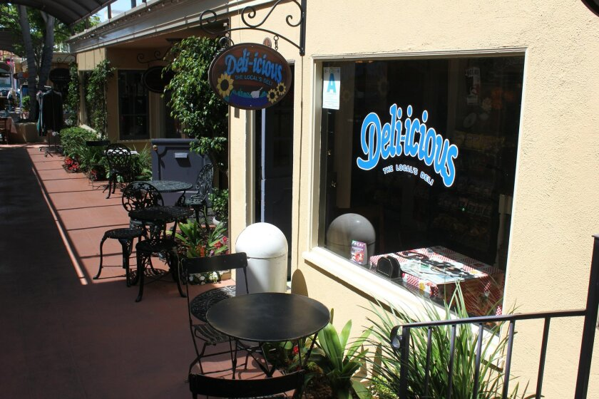 Deli-icious Cafe-Coffeehouse is adding healthier and gluten-free foods to its menu. Photo: Dave Schwab