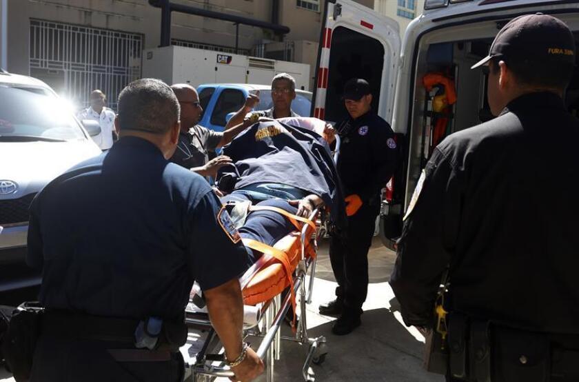 Un hombre y una mujer fueron asesinados en el espacio de seis horas en Toa Baja, en el norte de Puerto Rico, según informó hoy la policía de la isla en sendos comunicados. EFE/Archivo