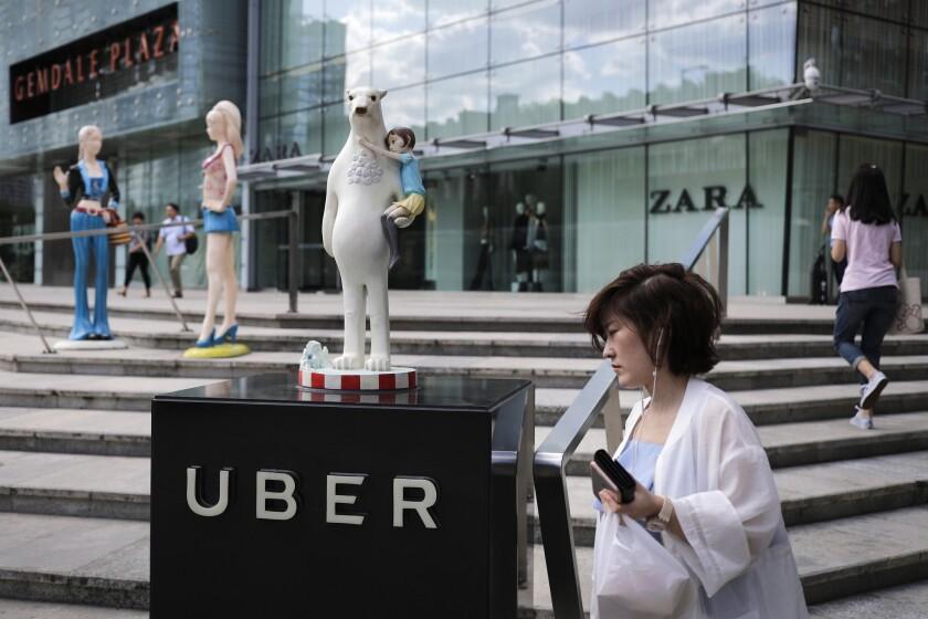 Uber in China