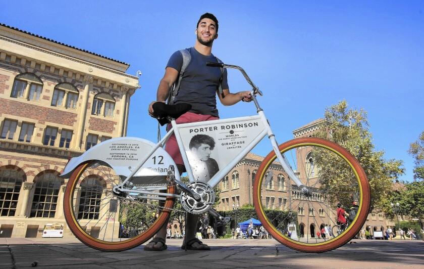USC bicycling
