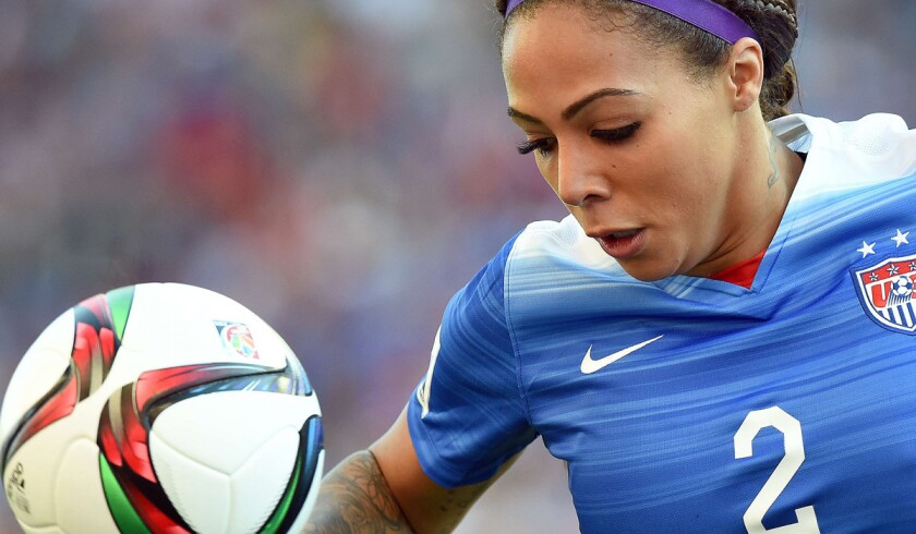 Born with dual nationality, Sydney Leroux played for the Canadian U-19 World Cup team at age 14 and led the U.S. to a U20 World Cup title at age 18.
