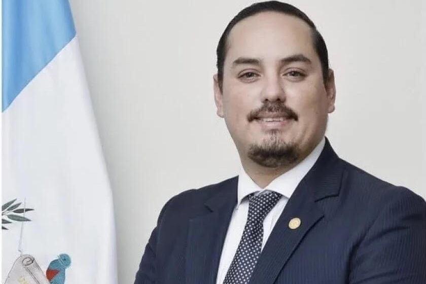 Tekandi Paniagua asumió el 1 de junio de 2020 como cónsul general de Guatemala en Los Ángeles
