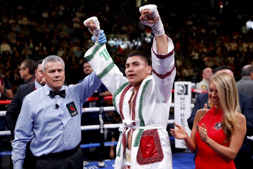 Vergil Ortiz Jr. will headline a card July 24 that will mark boxing's return to California.
