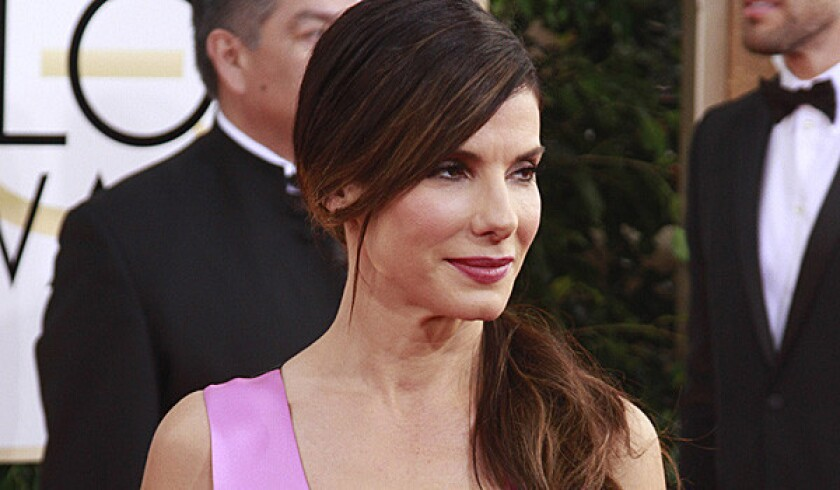 Sandra Bullock, 'Gravity,' lead actress nomination