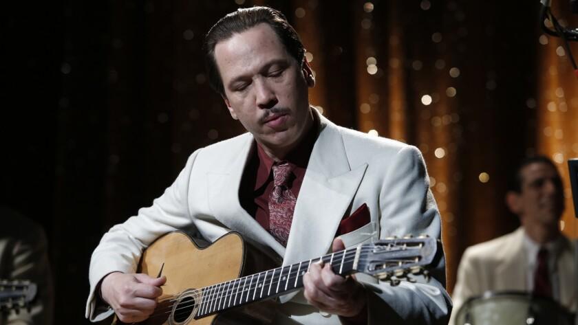 "Reda Kateb as the title guitarist in ""Django."""