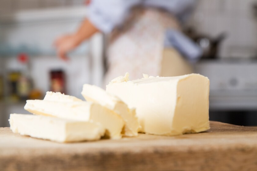Is butter bad for you? Conflicting stories have us wondering. (iStock)