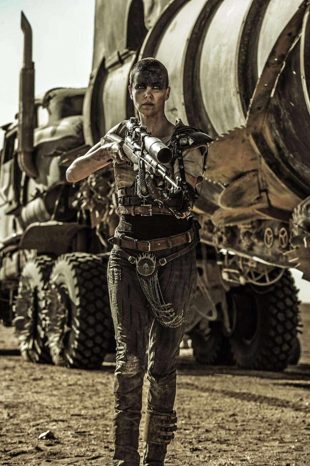'Mad Max: Fury Road'