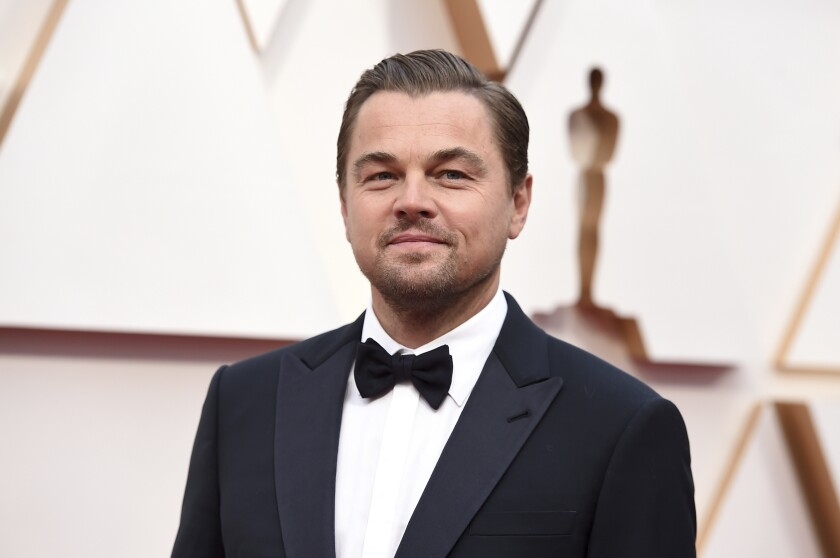 People Leonardo DiCaprio