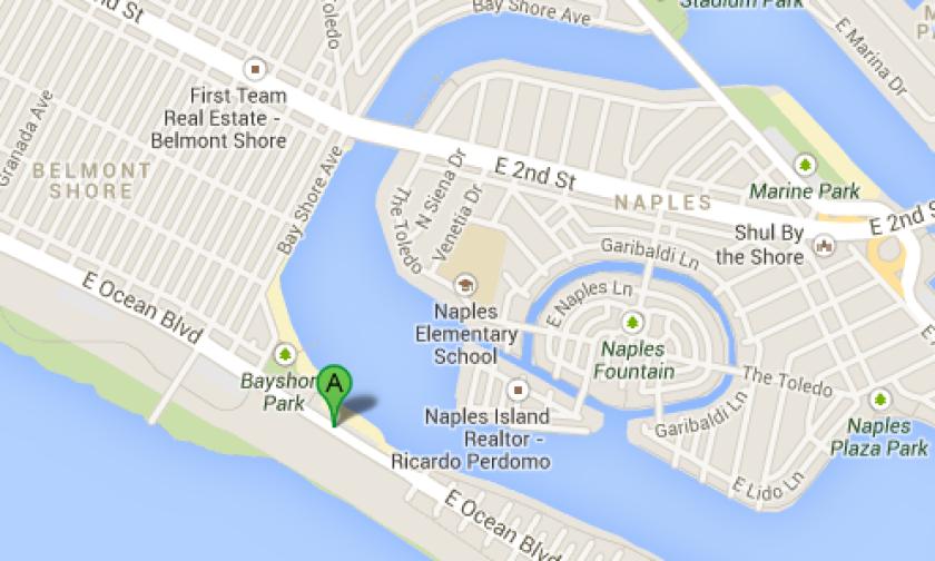 Man ran over by trash truck in Long Beach