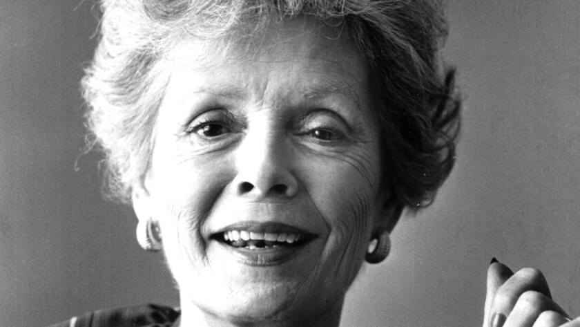 Jane Greer in 1984.