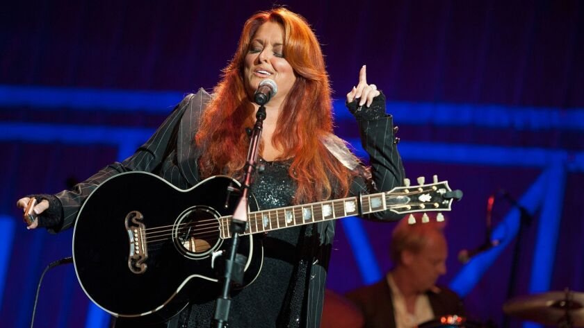 Wynonna Judd and her band The Big Noise will perform at Pechanga on Dec. 16.