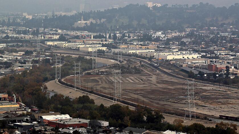 Redesign of LA River