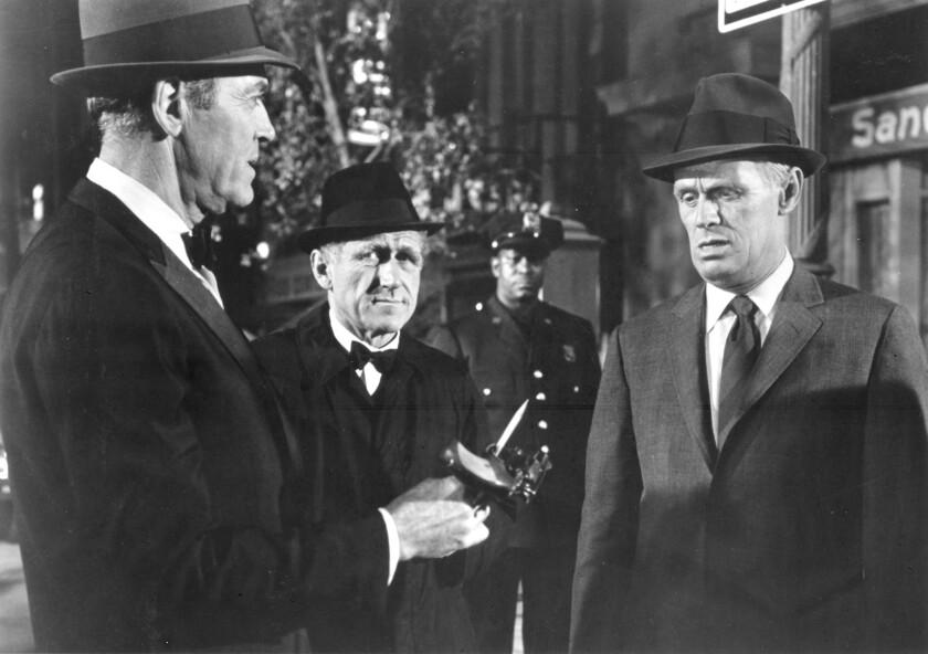 """Henry Fonda, left, James Whitmore and Richard Widmark in """"Madigan."""""""