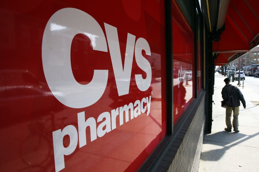 CVS buying Target pharmacies