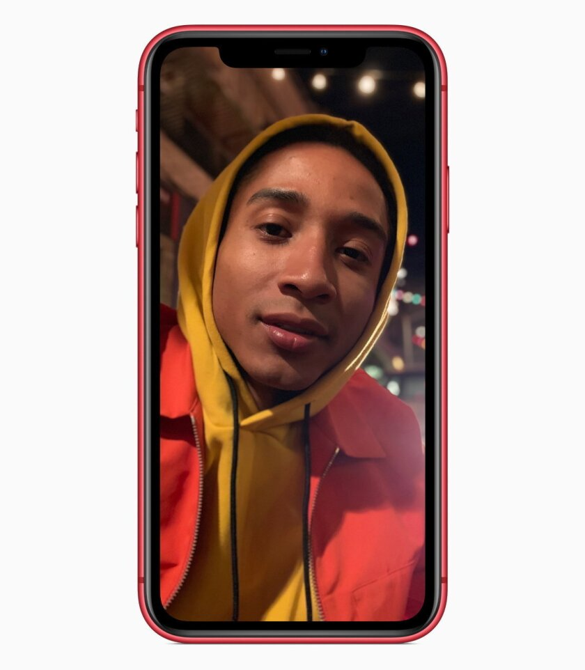 JGM25 - CUPERTINO (EE.UU.), 12/9/2018.- Fotograf?a cedida por Apple Inc. que muestra el Apple iPhone X R presentado en el evento especial de Apple en el teatro Steve Jobs en Cupertino, California, EE. UU., hoy 12 de septiembre de 2018. EFE/APPLE INC. / CR?DITO OBLIGATORIO: Courtesy of Apple Inc. SOLO USO EDITORIAL / NO VENTAS ** Usable by HOY and SD Only **