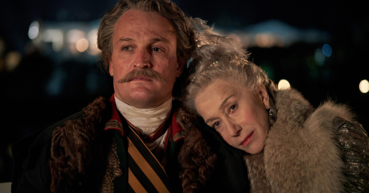 What's on TV Monday: 'Catherine the Great' on HBO