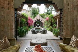 Inside the Lloyd Wright-designed Sowden House