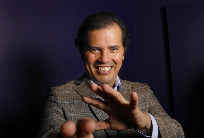 John Leguizamo's one-man-show 'Latin History for Morons,' has experienced a few growing pains in the Trump era.