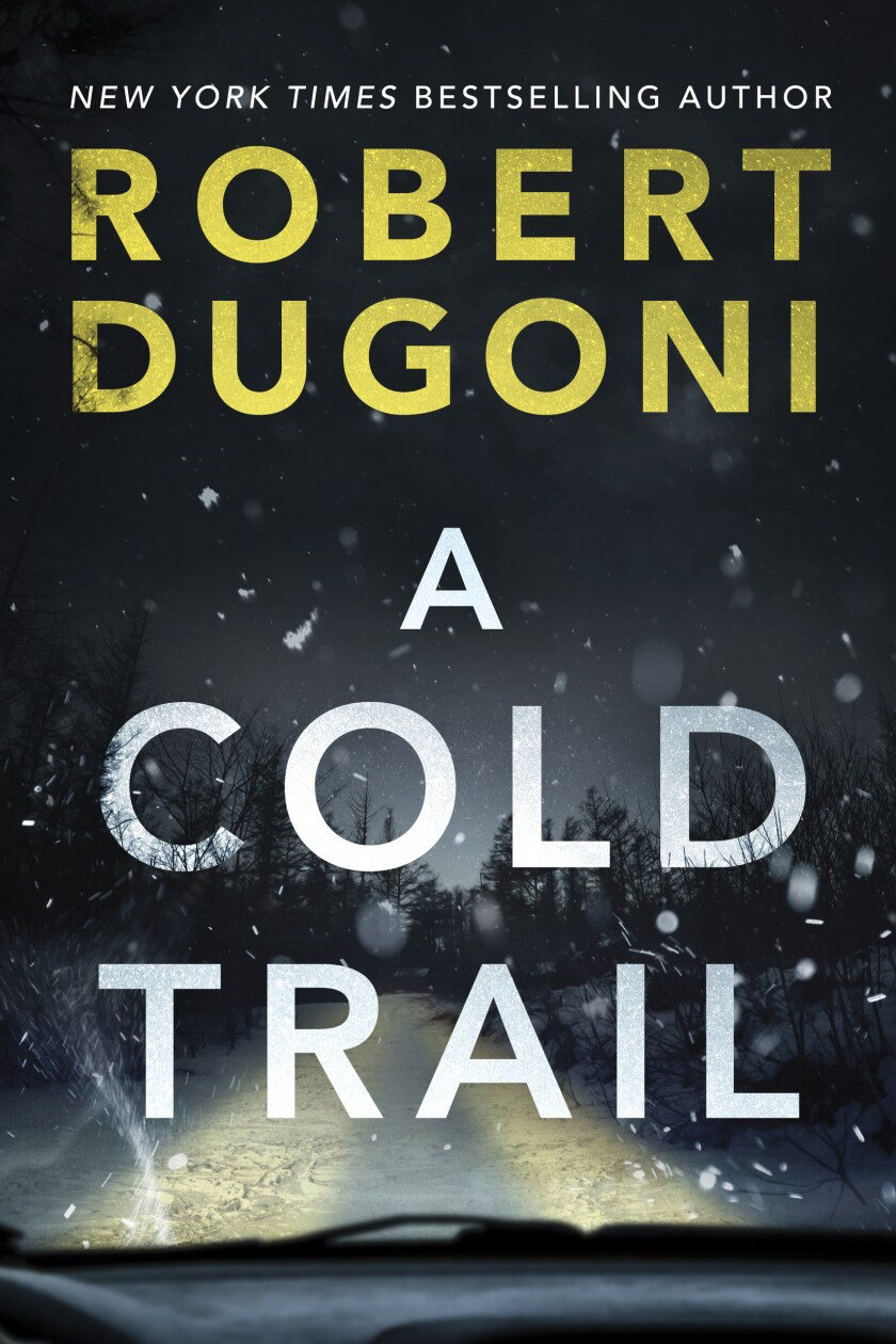 Book Review - A Cold Trail