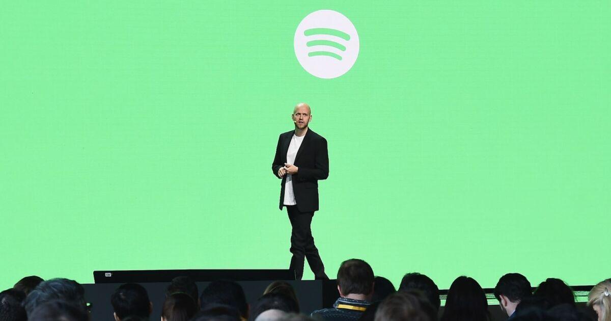 Tech :  Pour rivaliser avec YouTube, Spotify propose désormais des podcasts vidéo  infos , tests
