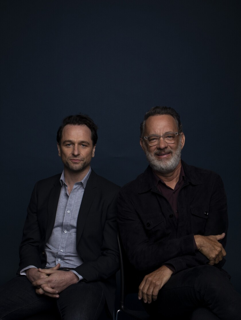 Tom Hanks And Matthew Rhys On Mister Rogers Lessons Los Angeles Times