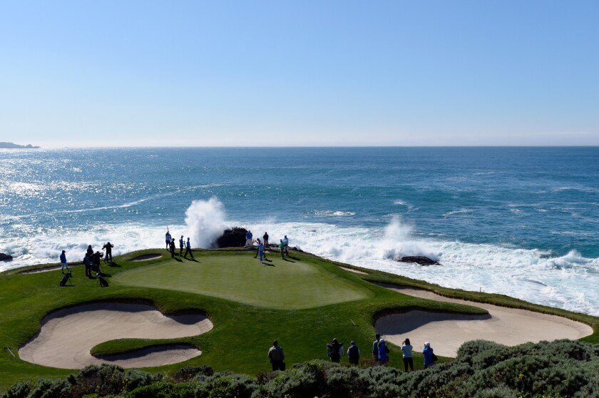 Is Pebble Peach getaway worth $2,700? - Los Angeles Times