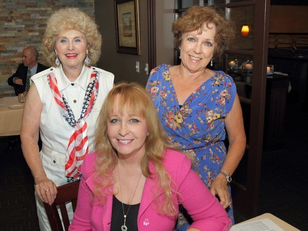 Jody Bray, Laura Akers, Gerda Snell
